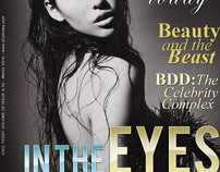 IN THE EYES OF THE BEHOLDER-FASHION EDITORIALS/TEXT