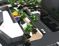 Edificación pública San José (las Palmas)