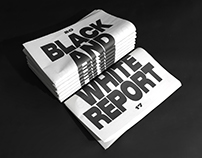 The Black And White Report