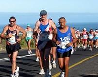 Nike Two Oceans Marathon sponsorship ad