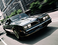 Pontiac Firebird Trans Am 77'