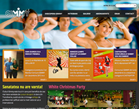 Gimmy - 2013 website
