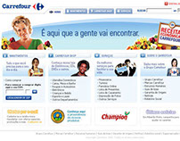 Carrefour - E-commerce Project