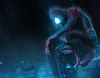 Spiderman Cosplay Edits