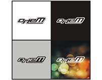 DJ orteM logo