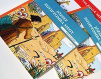 Joseph go to Egypt / József Egyiptomba megy