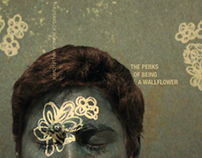The Perks of Being a Wallflower: Redesign of Cover