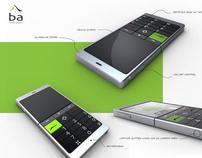 2010 - BA smart phone