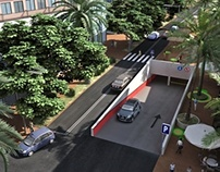 Edificación pública Panamá (Argentina)
