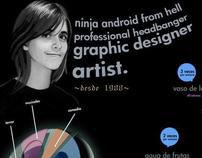 Ego.Infographics
