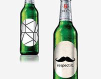 Becks Beer *