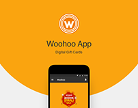 Woohoo Android App - Digital Gift Cards