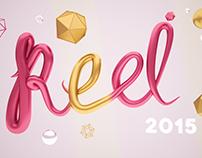 2015 Motion Graphics Demo Reel