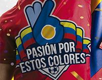BALOTO pasión por estos colores - Marketing y branding