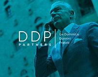 DDP Partners | BRAND DESIGN