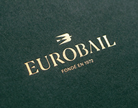 Eurobail, investment firm - Brand Design
