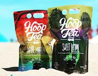 "Logo ""Hoop Tea"""