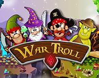War Troll iOS game