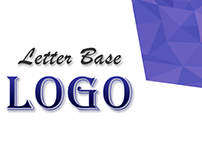 Letter Base Logo Design