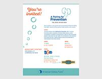 American Kidney Fund Invitations