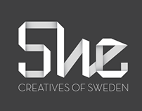 She Creatives of Sweden - logotype