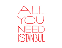 All you need Istanbul