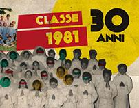 Cena di classe 1981