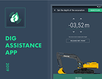PRODUCT DESIGN / Dig assistance