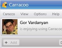 Carracoo Messenger Concept