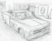 Sketching Phase