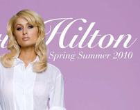 Paris Hilton Handbag collection ss10