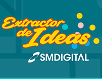 Extractor de ideas - SM Digital