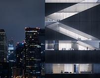 Cubic Meter studio - Visual Identity