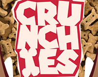 Crunchies Dog Biscuits