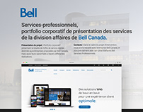 Bell Canada, Services-professionnels