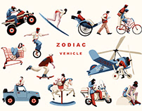 Zodiac Vehicle