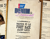Denim & Diamonds Collateral