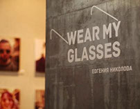Wear my glasses