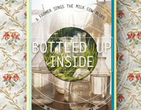 Digital Publishing // Bottled Up Inside- Article Layout