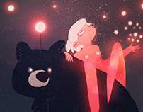 Bear Opalescent