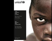 unicef brochure