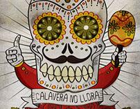 :: Calavera No Llora ::