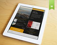 Fondazione Napolinovantanove - web design
