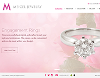 Meicel Jewelry Website