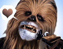 Chewie´s Shave