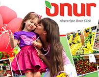 Onur Market - Facebook Mikrosite (2012)