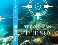 'The Old Man & The Sea' - Book Cover Designs