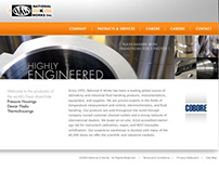 n-k-w.com Website Concepts Redesign