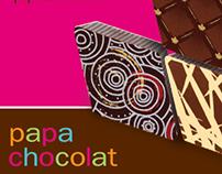 Papa Chocolat - Advertising