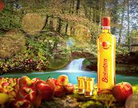 Berentzen - Apple Liqueur advertising campaign